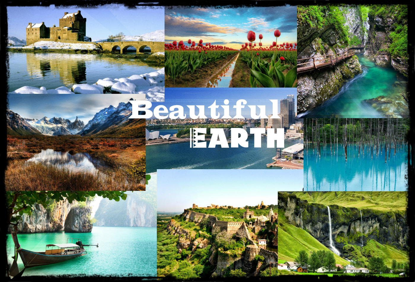 top 5 amazing places to visit on earth tripbeam best places to see on earth cheap travel deals