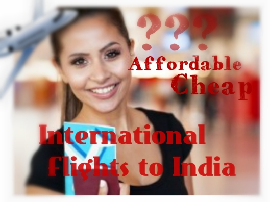 International Flights to India1