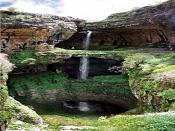 Balaa Sink Hole, Lebanon