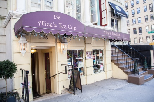 Alice's Tea Shop