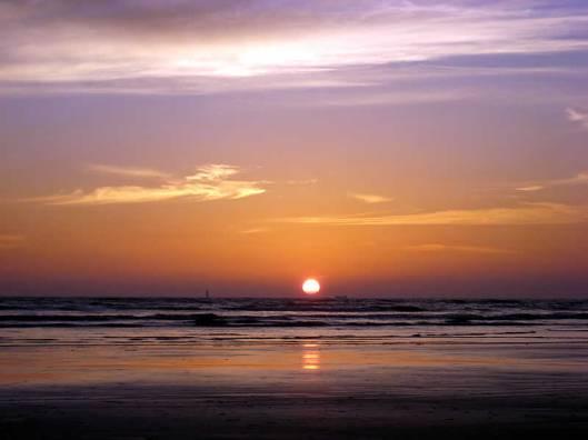 Nagaon Beach, Diu
