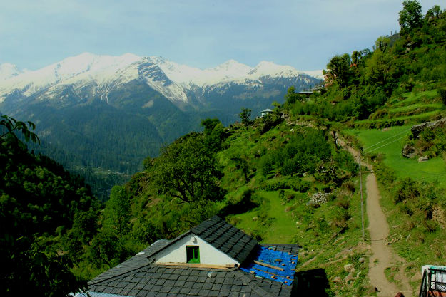 Parvati valley,
