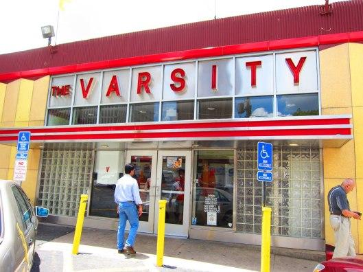 Eat at The Varsity