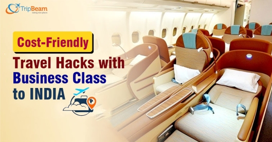 Business Class tickets from USA to India